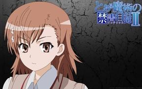 Misaka Mikoto, To Aru Kagaku no Railgun, anime, anime girls, school uniform, To aru Majutsu no Index
