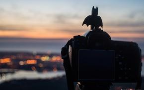 night, LEGO, photography, Batman