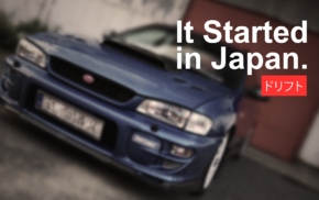 It Started in Japan, tuning, modified, import, Japan, Subaru Impreza
