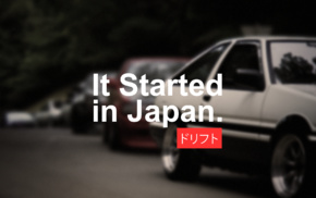 Japan, tuning, Toyota AE86, Drifting, vehicle, Initial D