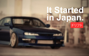 Japanese cars, racing, Tuner Car, Nissan, tuning, import