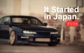 Japanese cars, racing, Tuner Car, Nissan, tuning, import