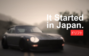 drift, Tuner Car, modified, car, Japan, Drifting