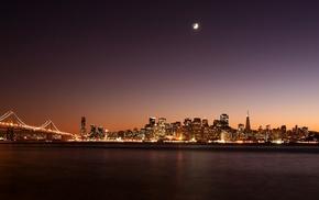 city, San Francisco, bridge