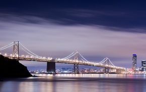 city, bridge