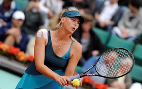 Maria Sharapova, tennis, girl