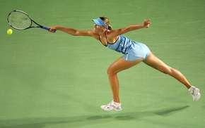 Maria Sharapova, tennis