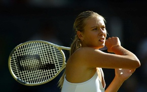 tennis, girl, Maria Sharapova