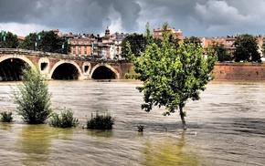 Pont, Neuf, France, Garonne, Toulouse