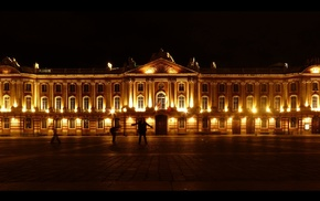 monuments, Toulouse, Place du Capitole, France