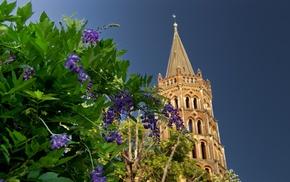 church, Toulouse, France, Basilique Saint, Sernin, monuments