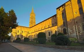 France, Basilique Saint, Sernin, Toulouse