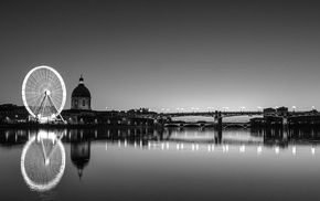 France, Garonne, Pont Saint, Pierre, Toulouse