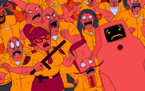 multiplication, superjail, cartoon
