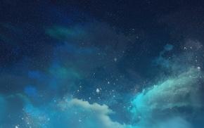 sky, nebula