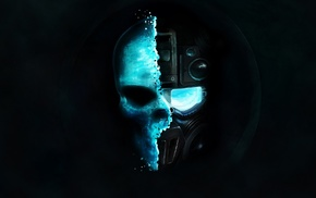 Tom Clancys Ghost Recon Future Soldier, fantasy art, Tom Clancys Ghost Recon, helmet, science fiction