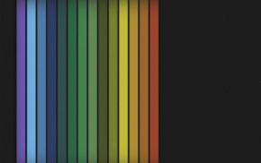 lines, simple background, colorful