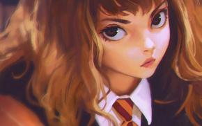 Ilya Kuvshinov, Harry Potter, Hermione Granger, drawing