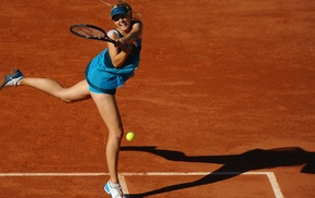 tennis, Maria Sharapova