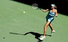 girl, hard nipples, Maria Sharapova, tennis