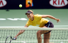 Maria Sharapova, girl, tennis