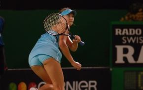 Maria Sharapova, ass, tennis