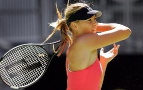 girl, tennis, Maria Sharapova