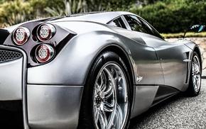 Pagani, car, Pagani Huayra, vehicle