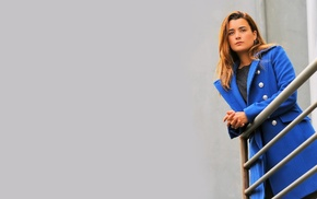 Cote de Pablo, girl, USA