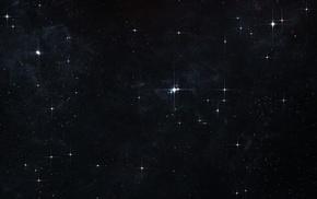 space, night sky, stars