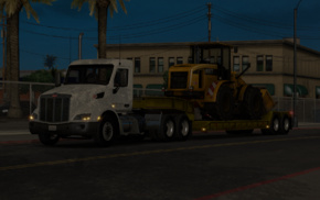 ATS, video games, Kenworth, trucks, American Truck Simulator, Peterbilt
