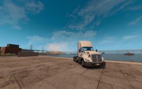 American Truck Simulator, ATS, Kenworth, Peterbilt, trucks