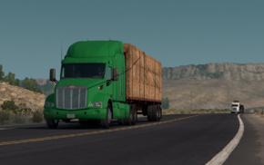 ATS, trucks, Peterbilt, American Truck Simulator, Kenworth