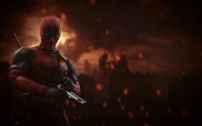 Marvel Comics, Marvel Heroes, Deadpool