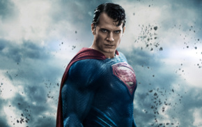 Henry Cavill, Superman, Man of Steel, DC Comics, Batman v Superman Dawn of Justice