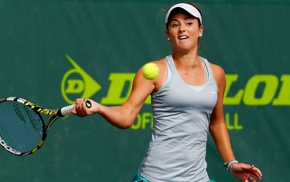 Catherine Cartan Bellis, tennis