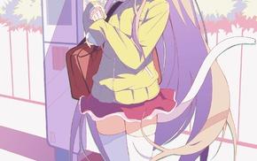 animal ears, anime girls, anime, original characters, kitsunemimi