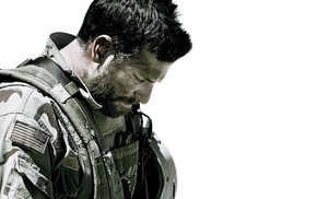movies, American Sniper, Bradley Cooper