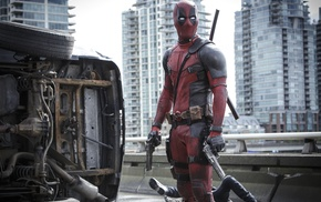 Wade Wilson, Marvel Comics, Ryan Reynolds, Deadpool, movies