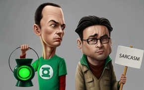 sarcasm, The Big Bang Theory, TV, Sheldon Cooper, humor, Leonard Hofstadter