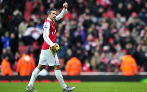 Robin van Persie, Arsenal, Netherlands, men