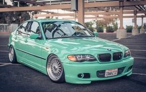 bmw 325i, BMW, speed triple, e46, urban, BMW E46