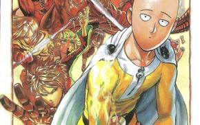 manga, Saitama, One, Punch Man
