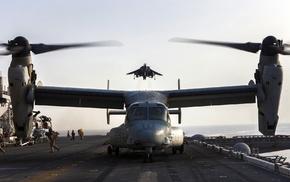 AV, 8B Harrier II, Boeing, Bell V, 22 Osprey, aircraft