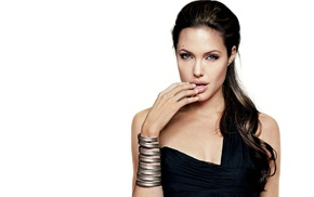 girl, Angelina Jolie, celebrity