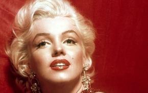 Marilyn Monroe, celebrity, face, girl, blonde