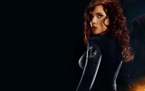 The Avengers, Scarlett Johansson, girl, celebrity