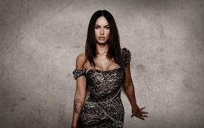 Megan Fox, celebrity, actress, girl