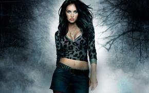 Megan Fox, girl, celebrity