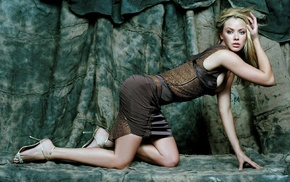Kristanna Loken, celebrity, girl